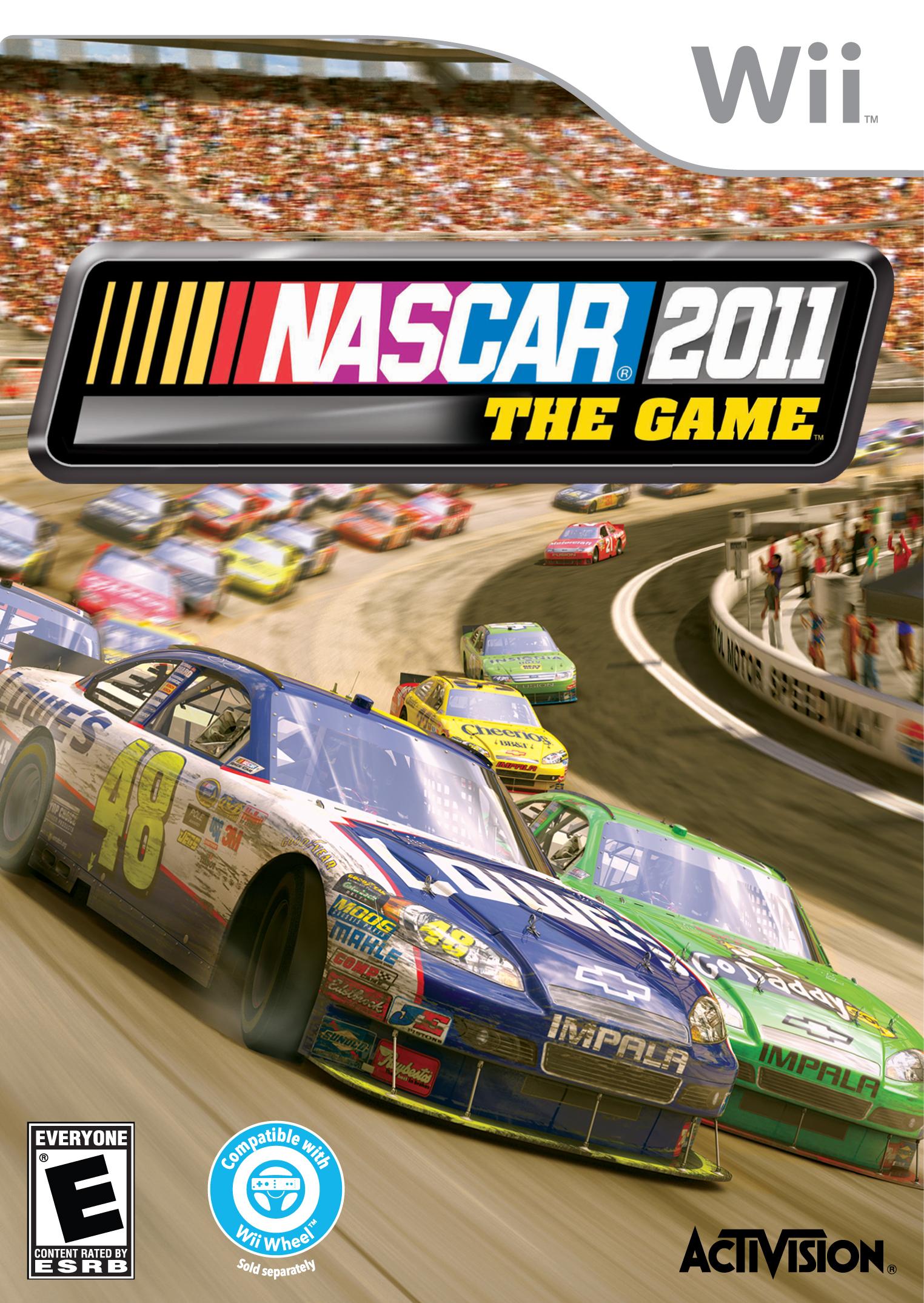 Nascar The Game 2011 Wii Review Brutal Gamer