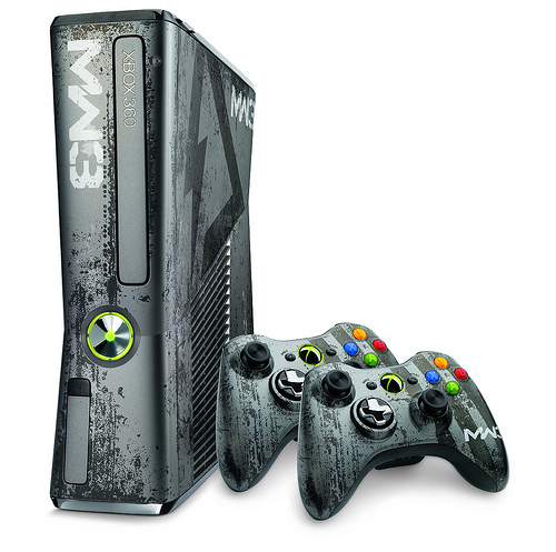 Microsoft Announces Limited Edition Modern Warfare 3 Xbox ...