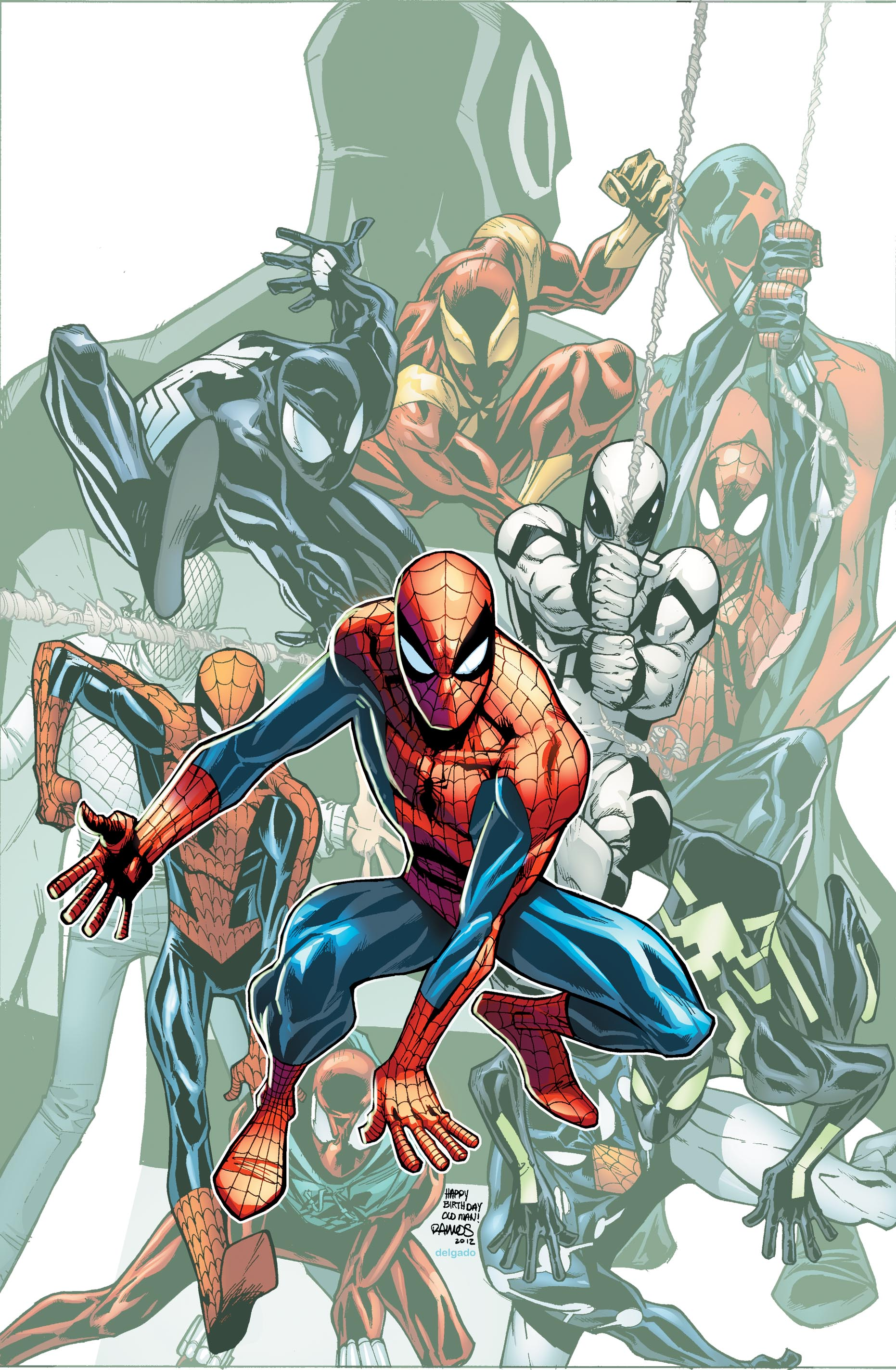 Celebrate SpiderMan 39 s 50th with