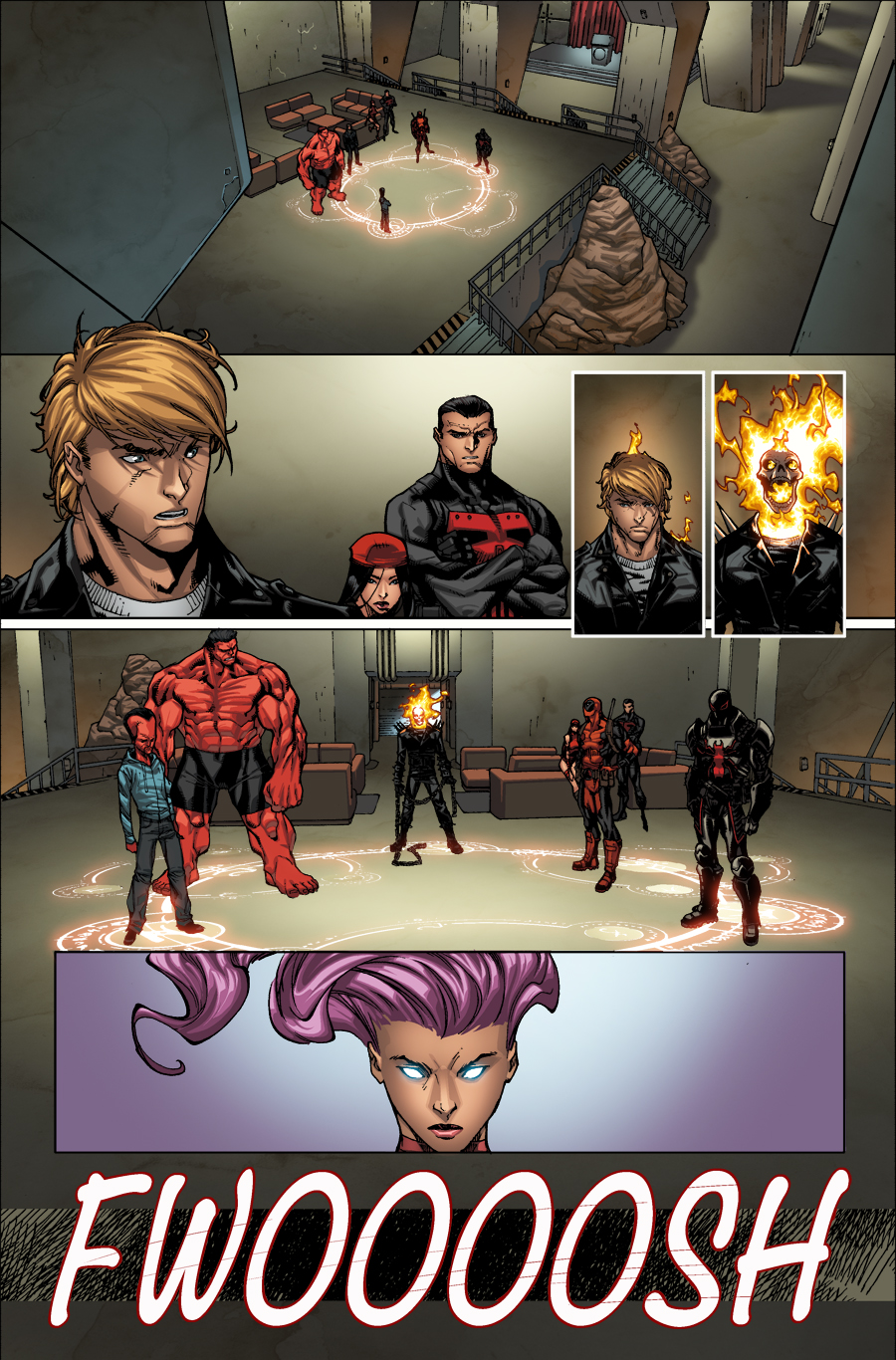 thunderbolts 20now comics preview brutal gamer