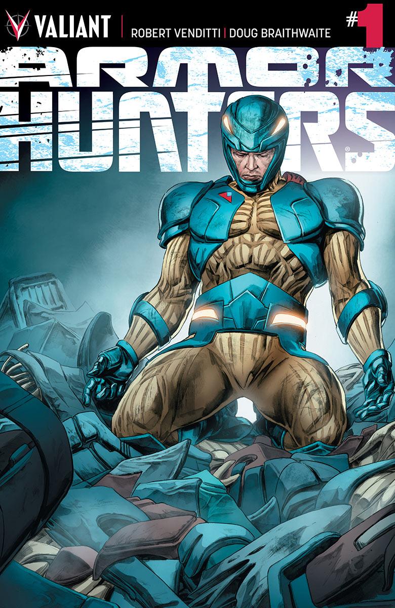 manowar   hunted  armor hunters