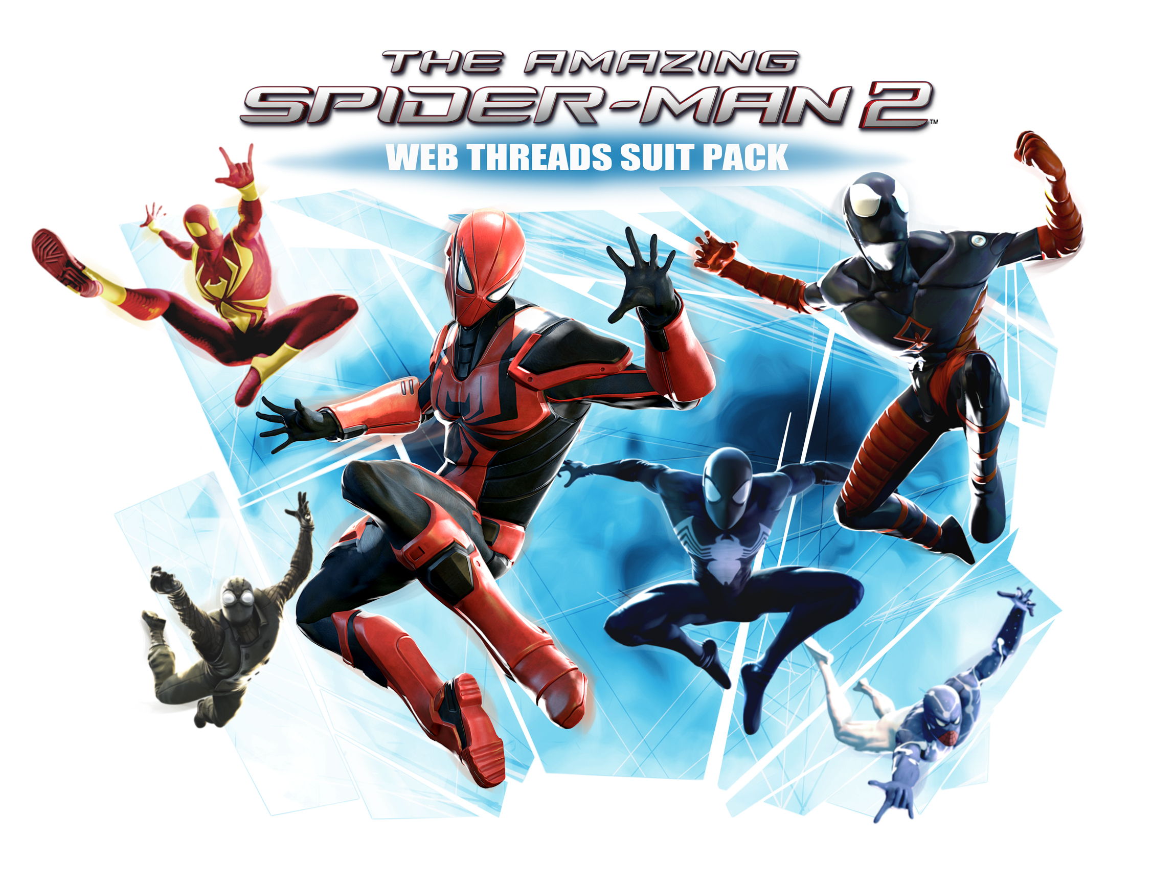 Spideyu0027s Web Threads available now for download  sc 1 st  Brutal Gamer & The Amazing Spider-Man 2 Archives | Brutal Gamer
