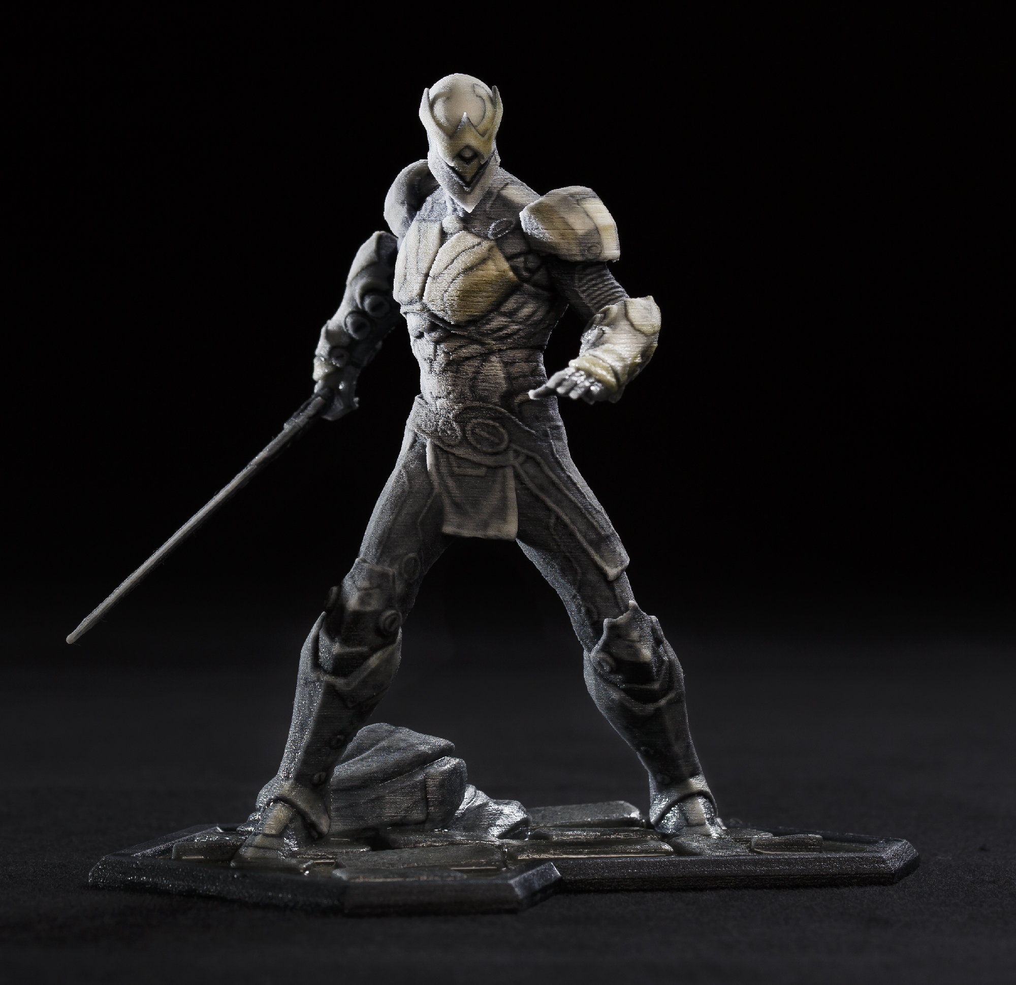 Chair Announces New Series Of Infinity Blade Collectibles