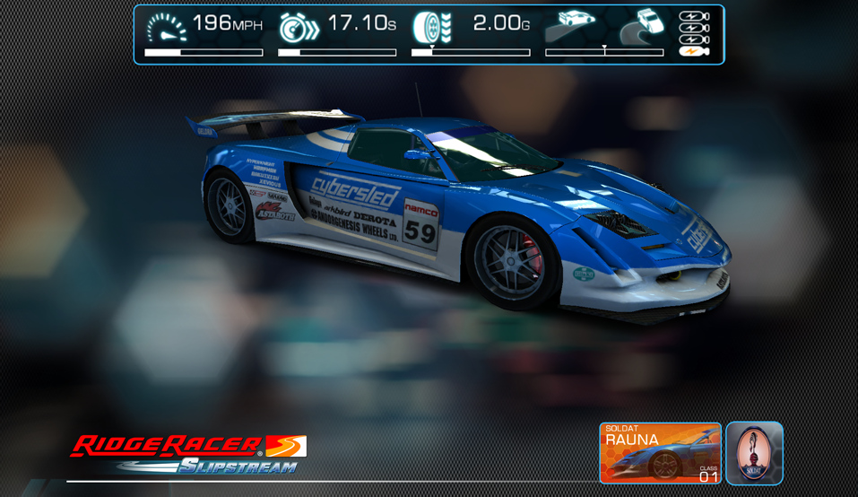 Ridge Racer Slipstream gets new courses and cars on iOS | Brutal Gamer