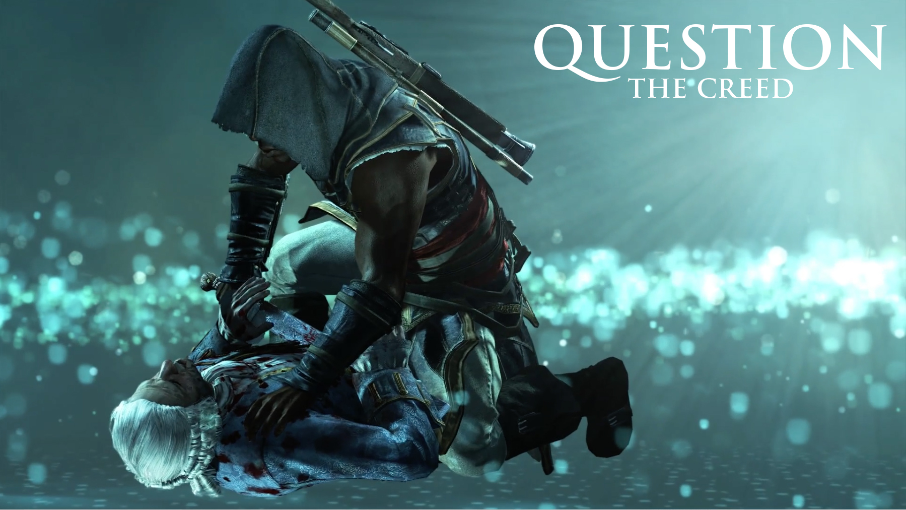 Question the Creed on the new Assassin's Creed Rogue ...