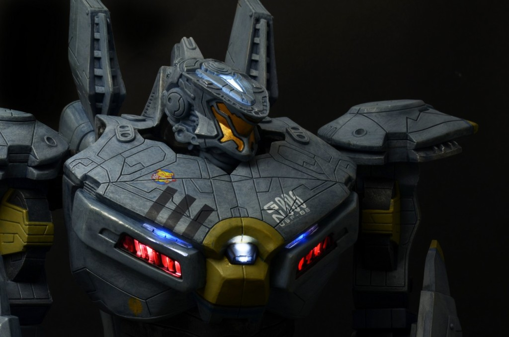 Neca S Mark 5 Jaeger From Pacific Rim Ships Out Next Week