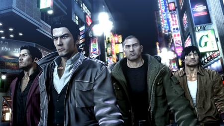 Yakuza 5. One of the current freebies