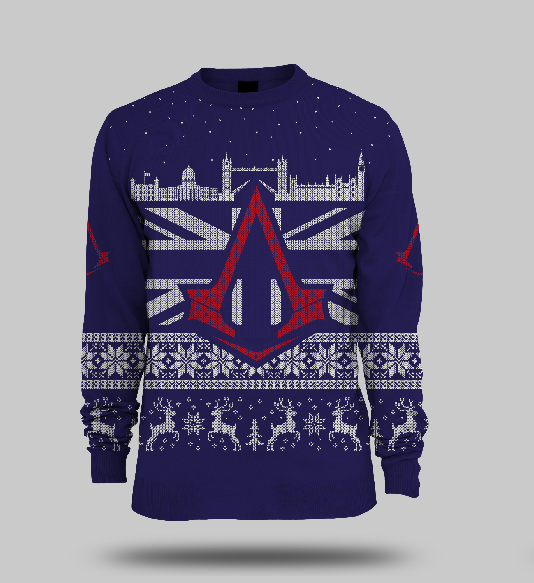 Numskull debuts new line of gaming and movie Christmas sweaters ...