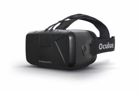 Oculus Rift dev kit 2