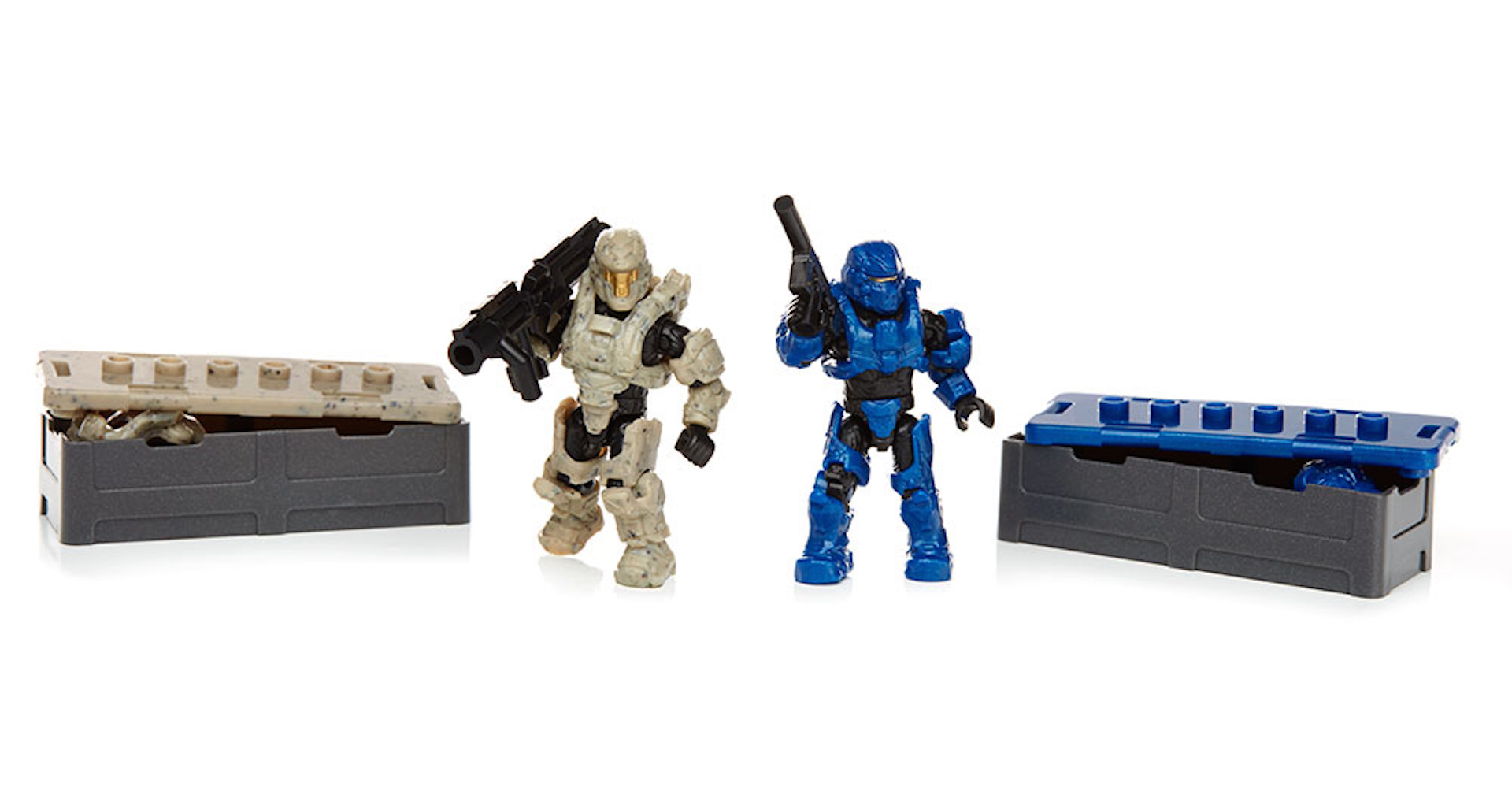 Halo Mega Bloks Spartan Armor Customizer Pack | Brutal Gamer
