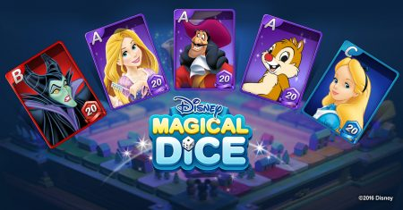 Disney Magical Dice 2