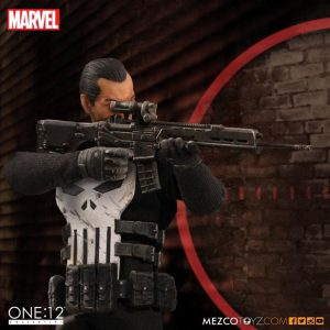 Mezco One 12 The Punisher-2