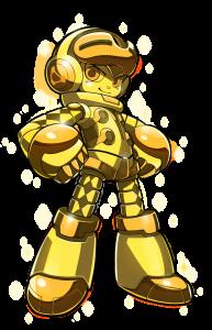 Mighty No9BECK_golden