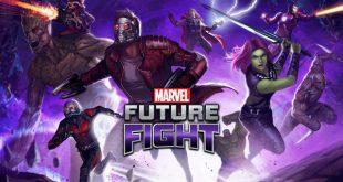Marvel Future Fight Logo