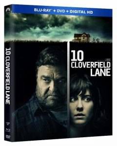 10 Cloverfield Lane Blu Ray