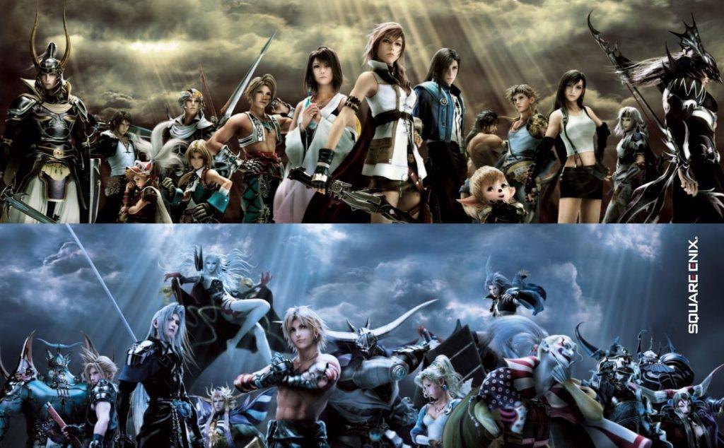 Square-Enix FF Dissidia