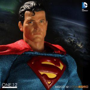 Mezco Superman 2
