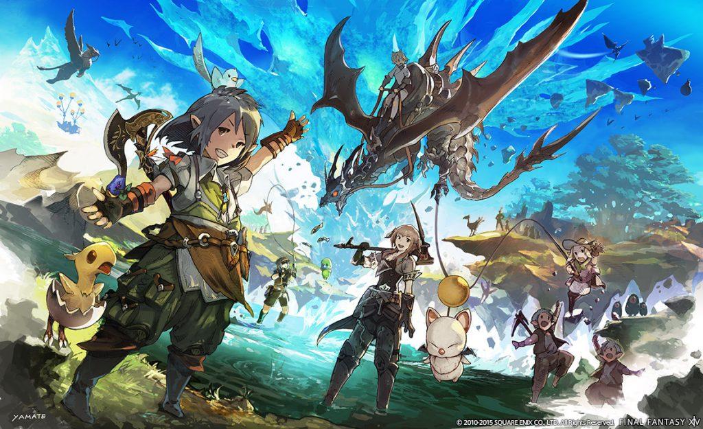 Square-Enix FFXIV