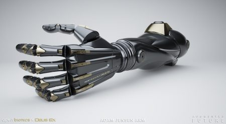 Jensen Arm by Open Bionics