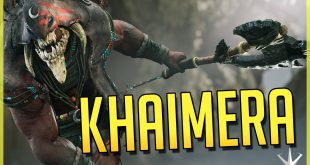 Duel Wielding Hero, Khaimera, Joins Paragon's Cast