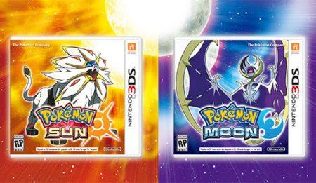 pokemon sun moon legend