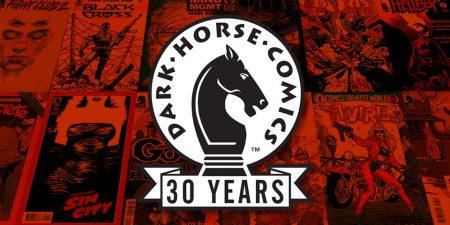 Dark Horse 30 years