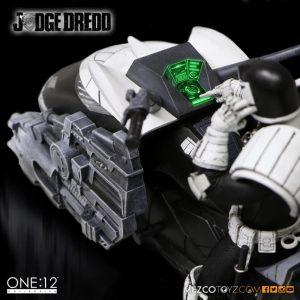 Mezco SDCC One12 Dredd-2