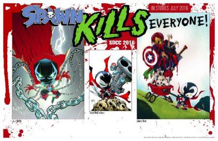 Spawn kills Everyone