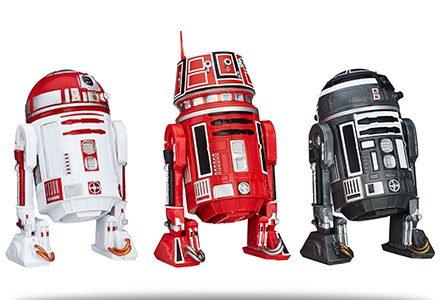 Star Wars TRU SDCC