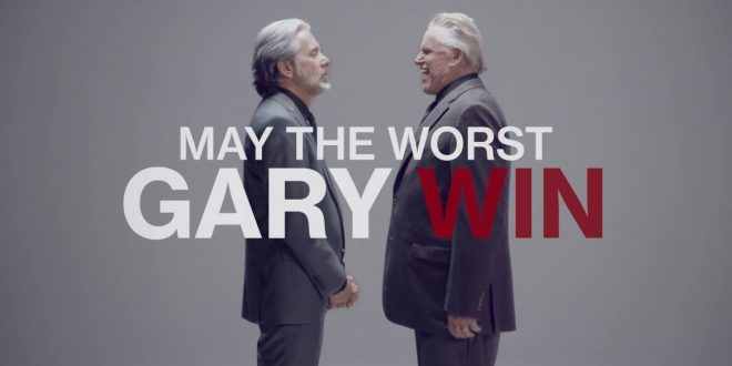 A Gary Busey to Kill: Hitman Goes to the Movies