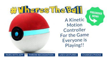 real life Poké Ball