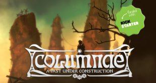 Columnae kickstarter funded