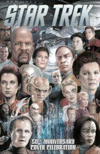 IDW Star Trek Mission NY