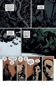Hellboy In Hell The Death Card 3