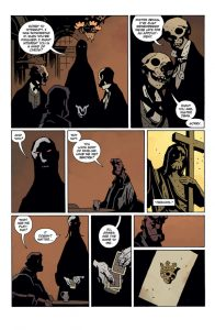 Hellboy In Hell The Death Card 4