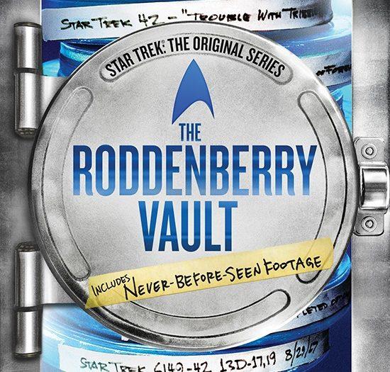 star trek roddenberry vault