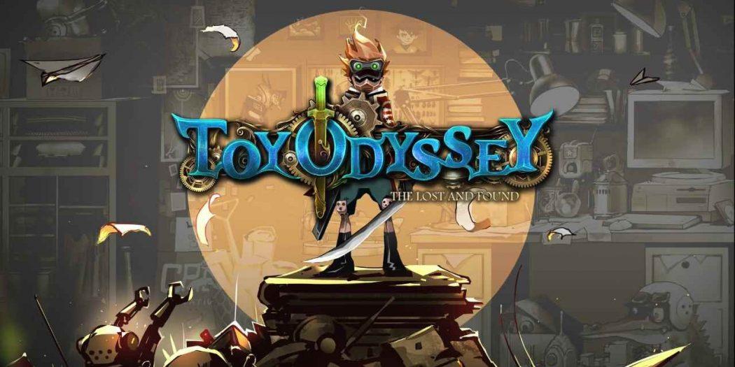 Toy Odyssey: Lost & Found 1