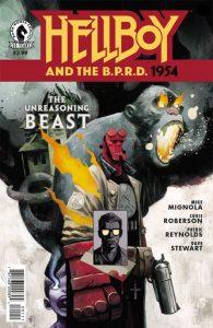 Hellboy 1954 - The Unreasoning Beast