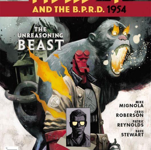 Hellboy The Unreasoning Beast