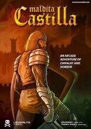 Arcade artwork Maldita Castilla