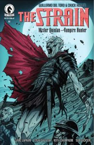 The Strain: Mister Quinlan #4