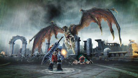 War in Darksiders: Warmastered Edition