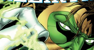 Hal Jordan and the Green Lantern Corps