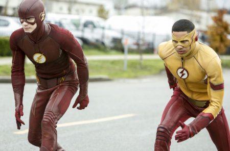 The Flash Untouchable 1