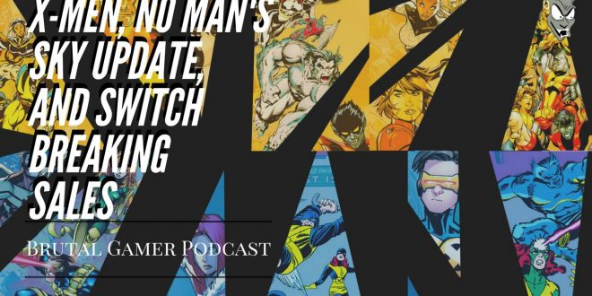 Brutally Honest Podcast 19: There's Something About Logan