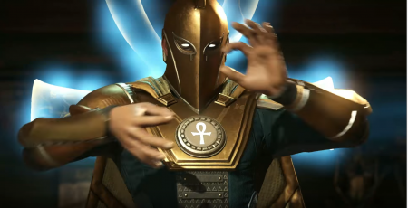 Dr. Fate Injustice 2