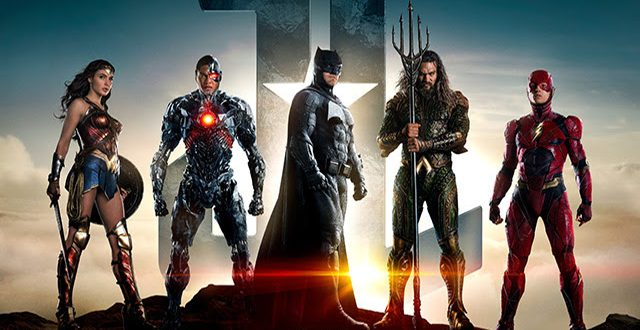 The first Justice League trailer has arrived