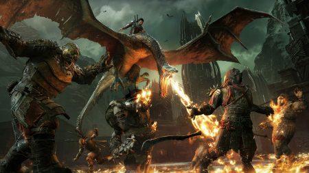 Talion Shadow of War