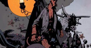 Hellboy Into Silent Sea