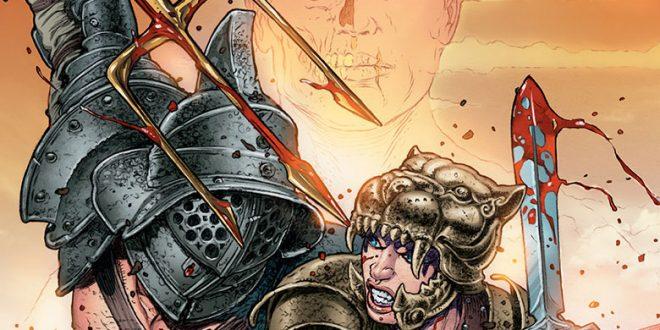 May 17th Valiant Previews: Britannia and Ninjak
